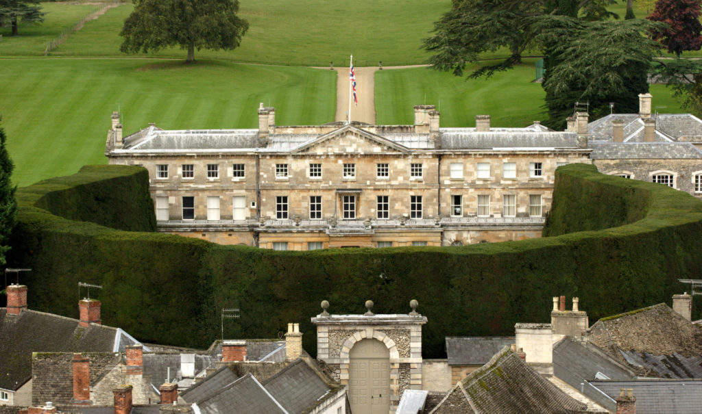 uk adventure trails at cirencester park.